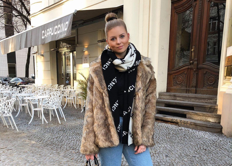 Fake Fur Trend